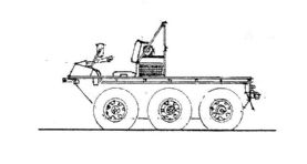 Supacat Mk2 6x6 ATMP